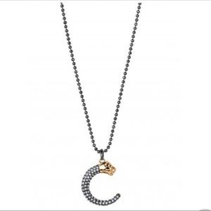 Stella & Dot Panther Necklace
